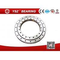 China Four Point Contact Ball Slewing Ring Bearings wholesale
