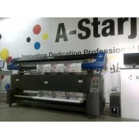 China DX7 Printhead Dye Sublimation Printing on Fabric , Sublimation T Shirt Printer on sale