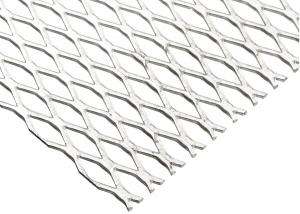 China 1.2mm Thickness 30mm LWD Aluminum Expanded Wire Mesh Any Color wholesale