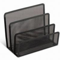 China File Holder, Made of Metal Mesh, Customized Colors are Accepted wholesale