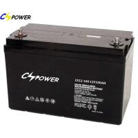 China AGM Battery VRLA Battery 12V100ah 3 Years Free for Replacement on sale