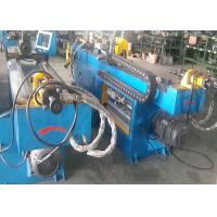 China Heating Single Head Hydraulic Tube Bending Machines Water Cooling With 4KW 110V wholesale