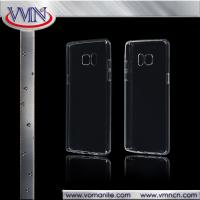 China Transparent Clear TPU Gel Cellphone Case Cover For Samsung Galaxy Note 7 back shell wholesale