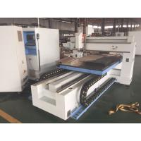 China High Speed Moving Table CNC Router Softmetal CNC Cutting Machine VCT-MT1325ATC wholesale