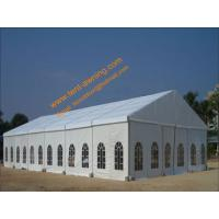 China Ourdoor Aluminum Clear Span Large Temporary Storage Warehouse Tent wholesale