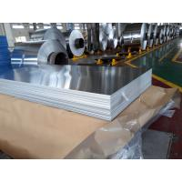 China Railway Carriage Aluminum Metal Plate Corrosion Resistance Alloy 5754 wholesale