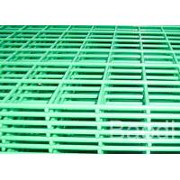 China Carbon Iron Wire Welded Mesh In Panels Galvanized / PVC Coated wholesale