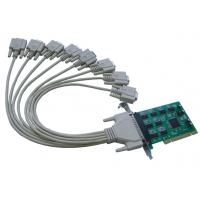 Quality PCI to 8 Port Serial Card, Sysbase1058 Chipset, PCI Serial Parallel Card for sale