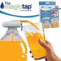 Buy cheap Electric Small Kitchen Tools Plastic Automatic Drink Dispenser For Milk Juice from wholesalers