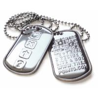 China Wholesale Stainless Dog tag wholesale