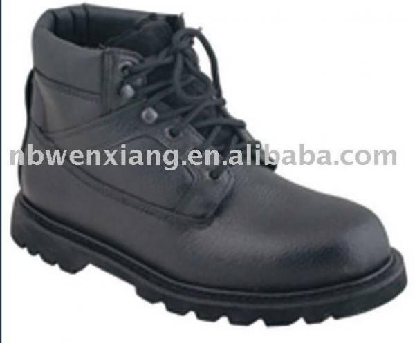 Quality safety shoes/working shoes(PU3702) for sale
