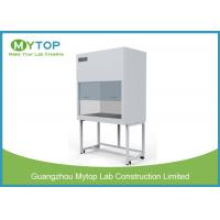 China 4 Feet Class 100 Vertical Laminar Flow Cabinet For Laboratory Clean Room wholesale