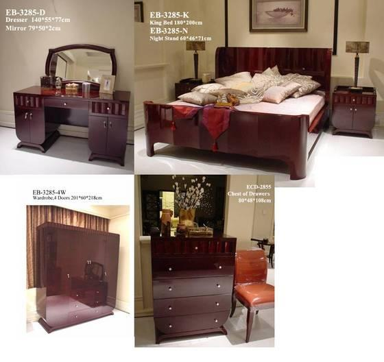Quality New Classic Bedroom Furniture for sale