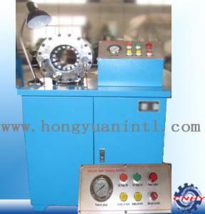 China Hose press swaging machine on sale