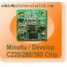 China toner chip for Olivetti D.Copia 300MF/400MF/500MF wholesale