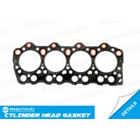 China 4D34 Engine Gasket Cylinder Head Fitts MITSUBISHI CANTER Platform Chassis FB FE FG 3.9L ME013300 wholesale