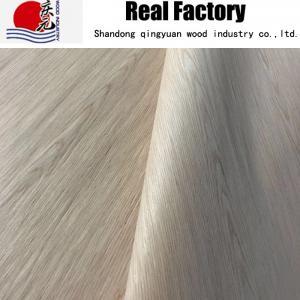China EV Red Oak,Crown Cut Engineered Wood Veneer,Red Oak Sliced Cut Veneer on sale