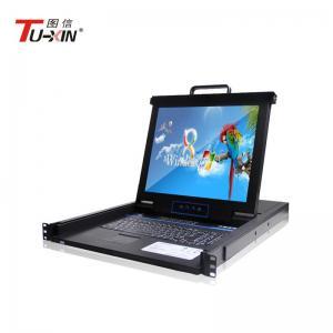 China kvm-tuxin1708 high quality 17 inch 8port kvm console switch inCIXI wholesale