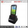 China Lector rugoso impermeable al aire libre del escáner del código de barras del OS 1D 2.o de Andriod del PDA con WIFI Bluetooth wholesale