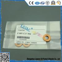 China ERIKC F00VC17504 injector copper fitted to car 7.1*15*2mm brass pressure washer for diesel injector wholesale