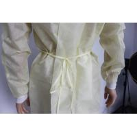 China Nonwoven Isolation XXL Disposable Medical Gowns on sale