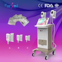 China 2016 Newest CE Approval Cryolipolysis Fat Freezing Slimming Machine (-15~5 ℃) on sale
