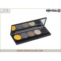 Colorful Highly Pigmented Eyeshadow Palette , Portable Powder Eyeshadow Palette