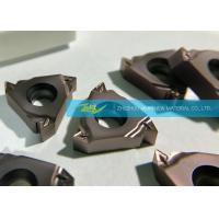 China CNC Internal Threading Inserts SSPT Thread For Steam And Water Pipe wholesale