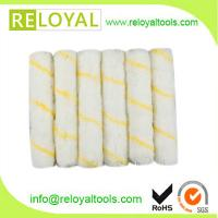 China 15082628.2 100mm stripe acrylic mini paint roller cover for painting wholesale