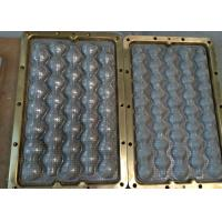 China High Performance Pulp Molding Dies / Egg Tray Mold For Molded Fibre Packaging wholesale