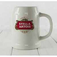 China EXPORT beer mug ceramic cup custom LOGO for your design from china on sale