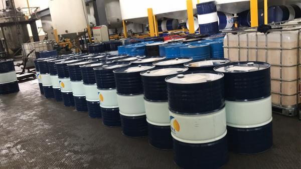 Quality Punto de inflamación antiusura industrial del ℃ del aceite hidráulico 200 del aceite lubricante del índice de viscosidad 46# 100 L-HM for sale