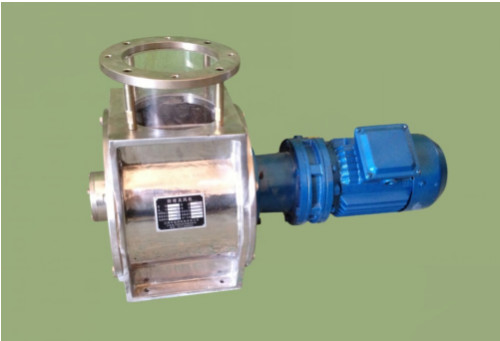 Quality DFGF High Temperature Rotary Valves TGF type for round flange connection for sale