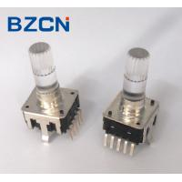 Stainless Steel Actuator RGB Rotary Encoder Multi - Pole And Multi - Positions