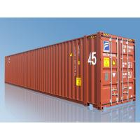 China ISO 45ft Standard Shipping Container , Full Access / Swing Door Container wholesale