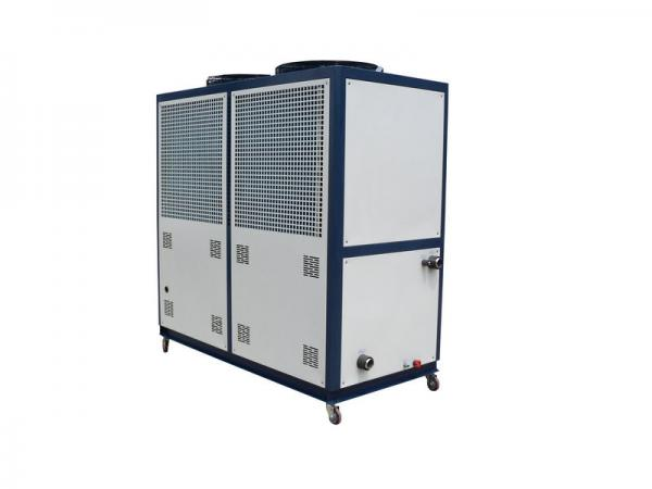 Quality Packaged Air Cooled Chillers / Water Cooling Chiller With Scroll Compressor for sale