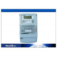 Buy cheap Electric Watt Hour Meter , kWh Meter Three Phase 235mmX161mmX77mm  Dimension from wholesalers