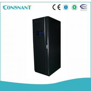 China Sine Wave Data Center Battery Backup System , Server Battery Backup Output Volt 380 / 400V on sale