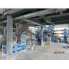 China 省エネ プラスチック フロアーリングの煉瓦のための3人のロール カレンダー機械製造者 wholesale