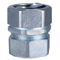China High Intensity Flexible Conduit Fittings Flexible Conduit Compression Connector wholesale