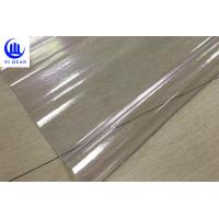 China Natural Light Fiberglass Transparent Roofing Sheets For Balcony Roof Cover wholesale