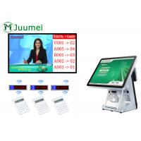 China 17 Inch Professional Queue Management System Smart For Government Office wholesale