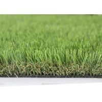 China Decorative Outdoor Artificial Grass Synthetic Turf PE Material With UV Resistence wholesale