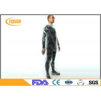 China Waterproof Men Womne Disposable Sauna Suit Coverall For Sweat Out wholesale