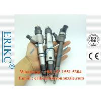 China ERIKC  0445110750 Engine Oil Injector unit Bosch 0 445 110 750 diesel fuel injectors for sale 0445 110 750 for MWM wholesale