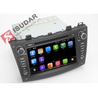 China 1080P Mazda3 Dvd Player , Android Touch Screen Car Stereo Head Unit With OBD TMPS wholesale