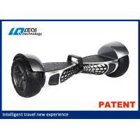 China Country Cross 350w 2 Wheel Self Balancing Scooter , Electric Drifting Scooter wholesale