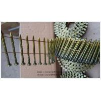 15° Wire Weld Coil Nails Supplies