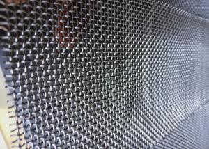 China 0.8mm Wire 10mesh Stainless Steel Woven Wire Mesh For Dust Proof wholesale