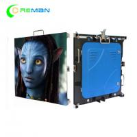 China SMD2727 P3 LED Screens For Events Interior 192X192mm Module Size Supply 1/8 Scan wholesale